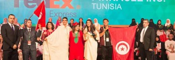 FedEx backs young achievers in Mideast