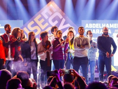 5,000 Geeks, Entrepreneurs, and Innovators Came to Cairo to Change the Middle East and the World